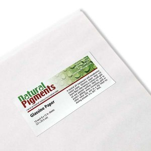 Glassine Paper (9 x 11 3/4 Inch Sheets)