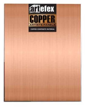 Copper Artist Panel (Natural)