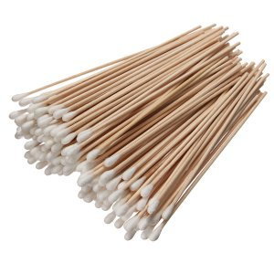 "Cotton-Tip Applicators 6"" (100/pack)"