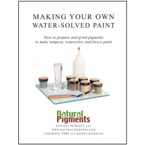 Making Your Own Water-Solved Paint