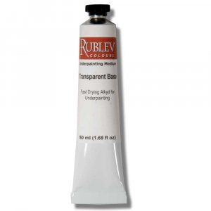 Underpainting Transparent Base (50ml)