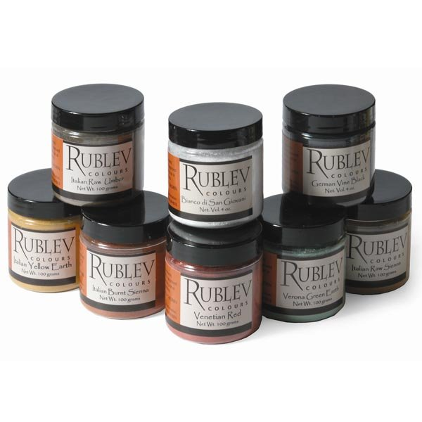 Rublev Colors Introductory Pigment Set