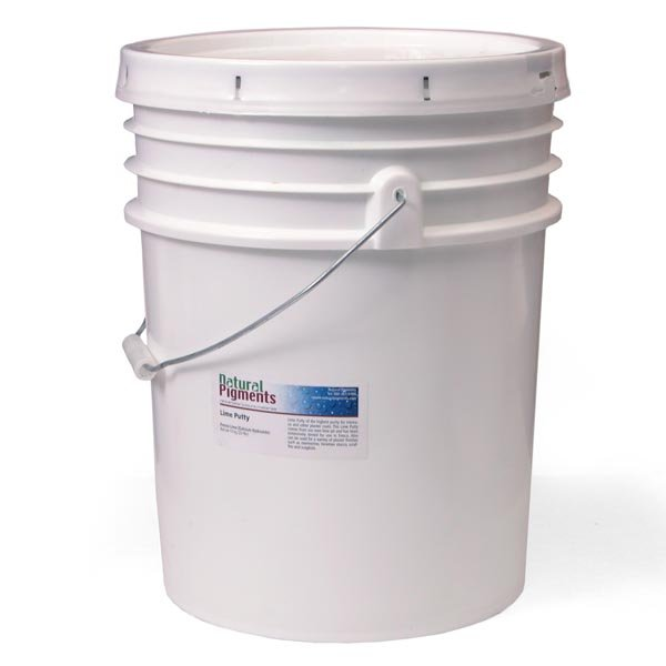 Aged Lime Putty (5 gallon bucket)