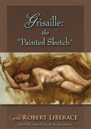Grisaille The Painted Sketch DVD