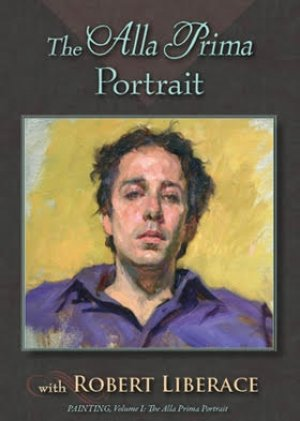 The Alla Prima Portrait DVD