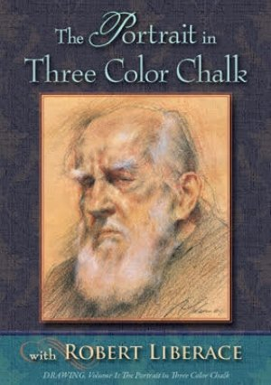 The Portrait in Three Color Chalk DVD