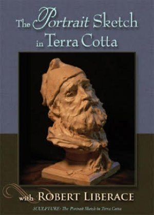 The Portrait Sketch in Terra Cotta
