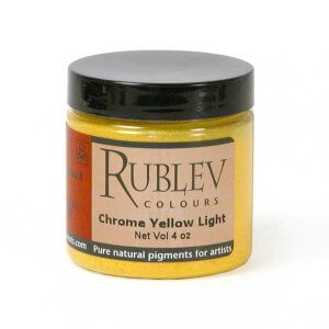 Chrome Yellow Light 4 oz vol