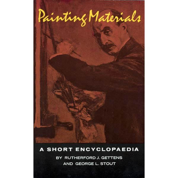 Painting Materials: A Short Encyclopedia