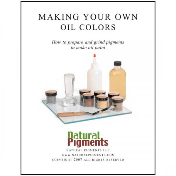 Making Your Own Oil Colors