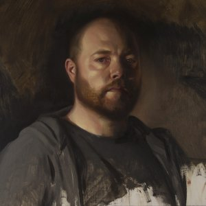 Frank Ryan (Self Portrait)