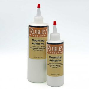 Rublev Mounting Adhesive