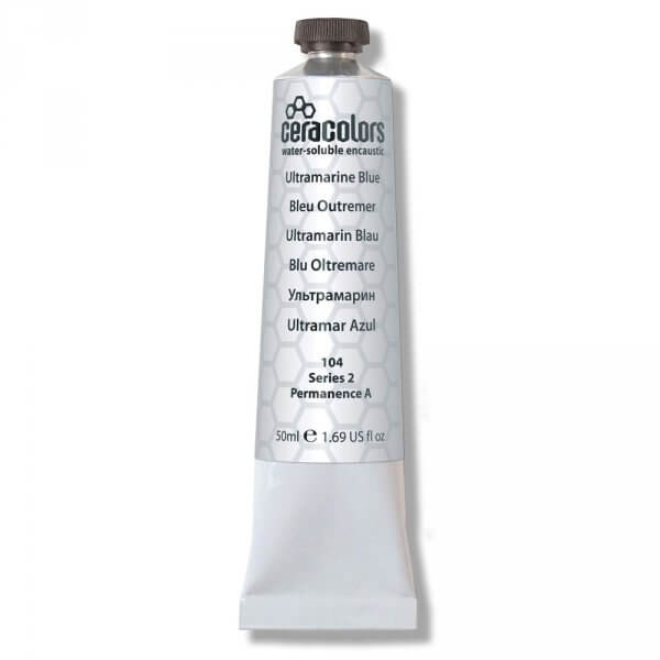 Ceracolors Water-Soluble Wax Paint