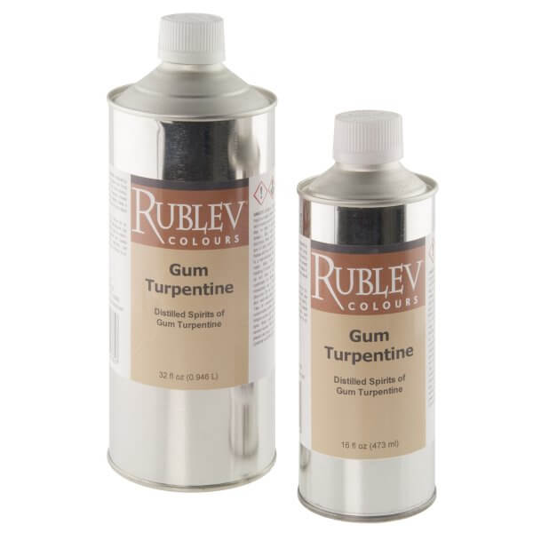 Gum Turpentine - Painting Mediums - Natural Pigments