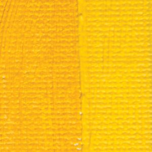 Rublev Colours Cadmium Yellow Deep Artist Oil Paint 150ml