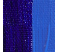 Rublev Colours Ultramarine Blue (Green Shade) Artists Oil Swatch