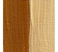 Rublev Colours Lemon Ocher Artist Oil (Swatch)