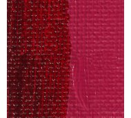 Rublev Colours Alizarin Crimson Oil Paint Swatch