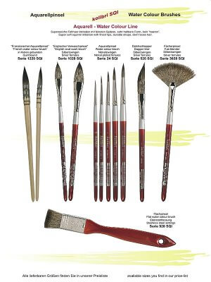 Kolibri Brushes