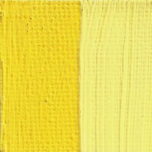 Rublev Colours Lead-Tin Yellow Artist Oil Paint 50ml