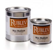Rublev Colours Wax Medium