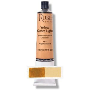 Yellow Ocher Light 50ml