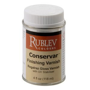 Conservar Finishing Varnish Gloss 4 fl oz