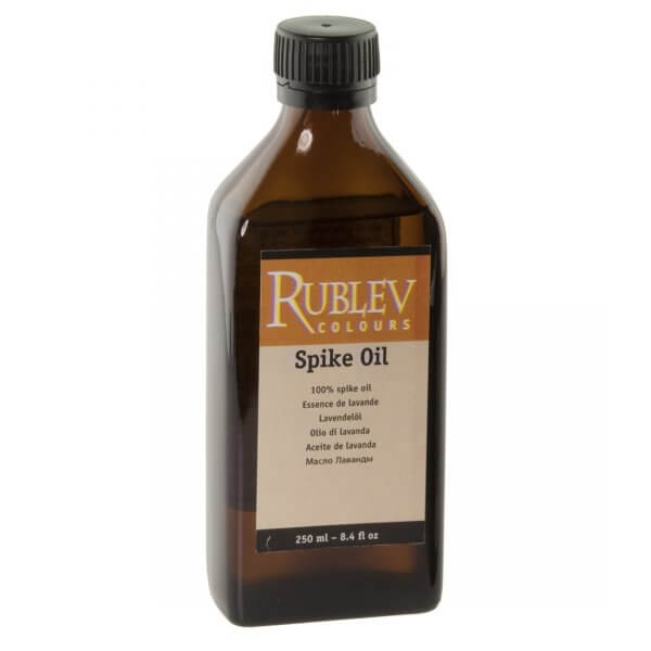 Rublev Colours Lavendar Spike Oil (250ml)