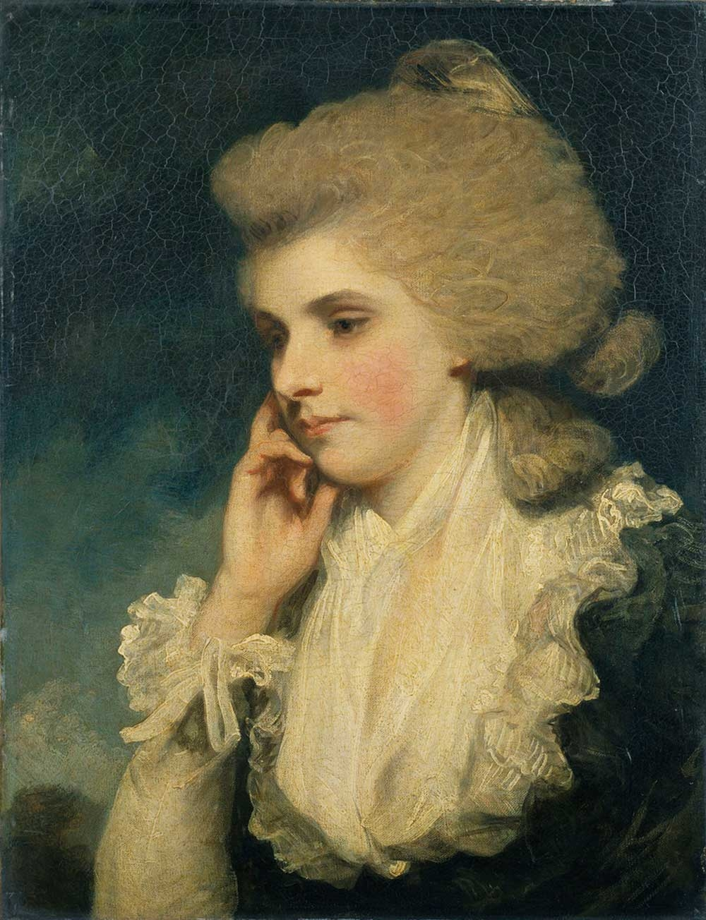 Sir Joshua Reynolds, Countess of Lincoln